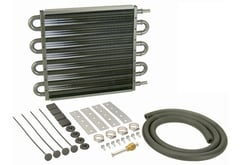 BMW 535i Derale Series 7000 Tube & Fin Transmission Cooler Kit