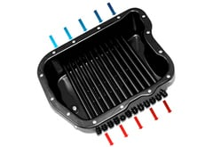 Ford Fiesta Derale Transmission Cooling Pan