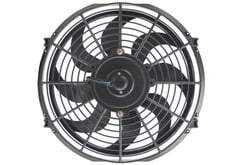 BMW 1-Series Derale Extreme Curved Blade Cooling Fan