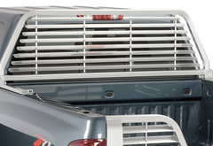 Ford F-250 Husky Liners Sunshade Headache Rack