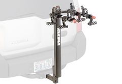 Kia Optima Yakima DoubleDown Bike Rack