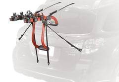 BMW 550i Yakima SuperJoe Bike Rack