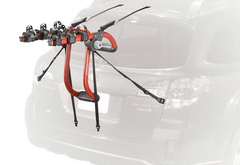 Audi A6 Yakima SuperJoe Bike Rack