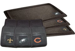 Jeep CJ-3B Nifty Gameday NFL Tailgating Package