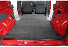 BedRug VanRug Carpeted Floor Liner
