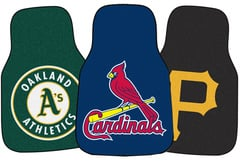 Plymouth Scamp Fanmats MLB Carpet Floor Mats