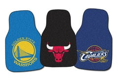 Dodge Dynasty Fanmats NBA Carpet Floor Mats