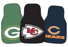 Kenworth Fanmats NFL Carpet Floor Mats