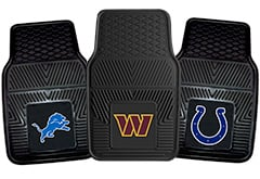 Dodge Intrepid Fanmats NFL Vinyl Floor Mats