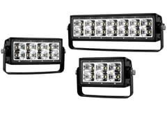 Jeep Liberty Anzo Rugged Vision Off Road LED Light
