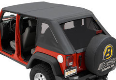 Jeep Wrangler Bestop Trektop Soft Top