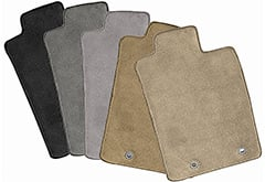 Chrysler 300C Coverking Premium Floor Mats
