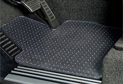 Porsche Boxster Coverking Clear Vinyl Floor Mats