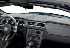 Merkur Coverking Suede Dash Cover