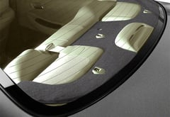 Plymouth Coverking Velour Rear Deck Cover