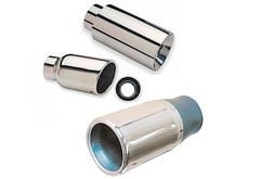 Lincoln Aviator Cherry Bomb Double Layer Exhaust Tip