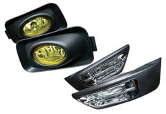GMC Sierra Spyder Fog Lights