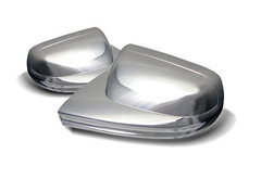 Chevrolet Tahoe Spyder Chrome Mirror Covers