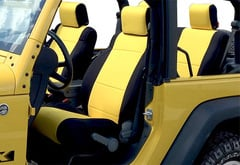 Jeep Wrangler Coverking Neoprene Jeep Seat Covers