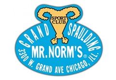 Mr. Norm's Sport Club Vintage Sign by SignPast