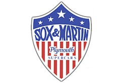 Sox & Martin Vintage Sign by SignPast