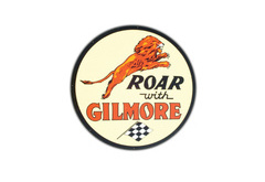 Gilmore Gas Vintage Sign by SignPast