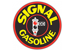 Signal Gas Vintage Sign by SignPast