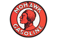 Mohawk Gas Vintage Sign by SignPast