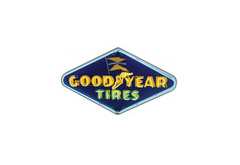 Goodyear Tires Neon Sign by SignPast