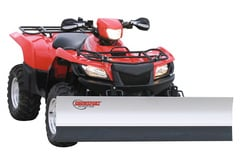 Isuzu Rodeo SnowSport ATV Snow Plow