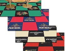 Fanmats NHL Carpet Floor Tiles