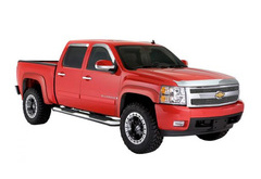 Chevrolet Silverado Pickup Lund Maxi-Chrome Trim Package