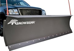 Jeep Liberty SnowBear Snow Plow