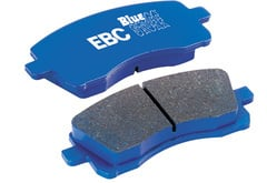 Toyota Land Cruiser EBC Blue Stuff Brake Pads
