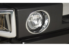 Putco Fog Lamp Overlays & Rings