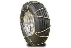 Tesla Model S Pewag Glacier V-Trac Tire Chains