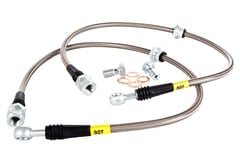 Mercedes-Benz C220 StopTech Stainless Steel Brake Line Kit