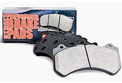 Jeep Cherokee StopTech Street Performance Brake Pads