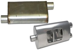 Chrysler LeBaron Heartthrob Velocity Muffler