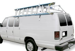 Ford F-150 Hauler Racks Van Drop Down Ladder Rack
