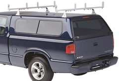 GMC Canyon Hauler Racks Universal Cap Rack
