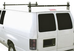 Dodge Dakota ProRac Contractor Series Steel Van Rack