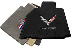 Dodge Daytona Lloyd Luxe Floor Mats