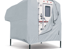 Classic Accessories Polypropylene Camper Cover