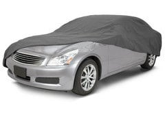 Chevrolet Spark Classic Accessories OverDrive PolyPro 3 Car Cover