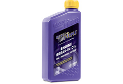 Royal Purple Break-In Motor Oil