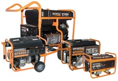 Generac GP Series Portable Generator