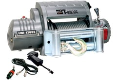 GMC Sonoma T-Max Outback Series Winch