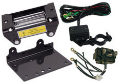 GMC S15 T-Max ATV Winch Accessories
