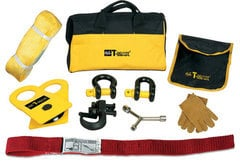 Dodge Dakota T-Max Winch Recovery Kit & Accessories